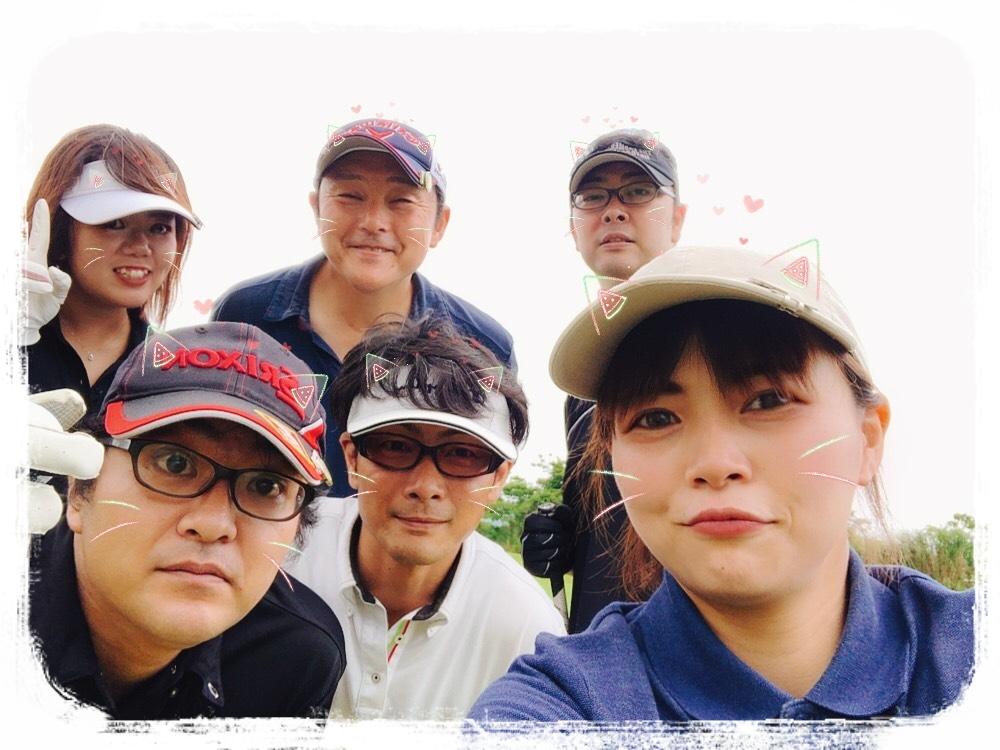 オーシャン社員ゴルフ大会開催しました!